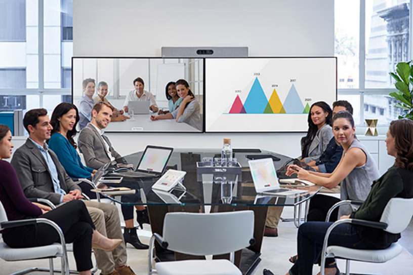 Enable highly functional open work spaces and huddle rooms