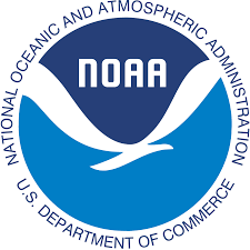 National Oceanic and Atmospheric Agency logo