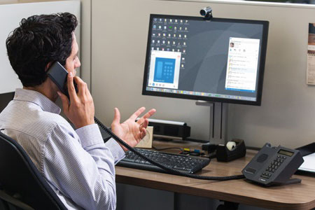Voice, Video, IM and even solutions for Skype for Business