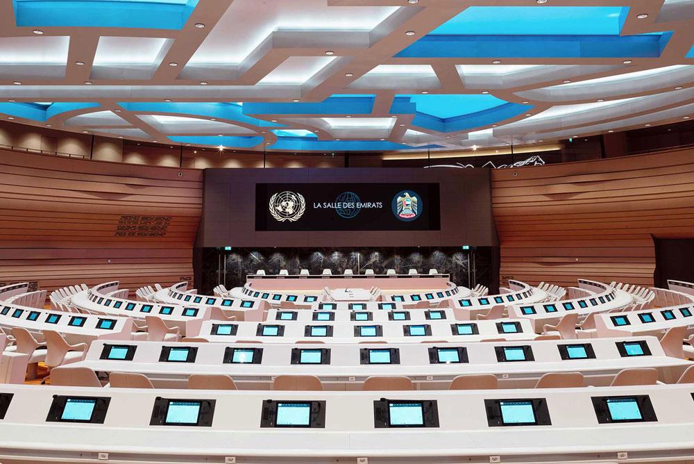 Auditoriums or Large Venues